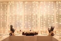 Wedding Lighting/Decor