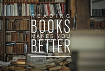 Books & Literary / All things centered around books and the literary world. / by Tee C. Royal