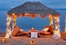 My dream vacation spots / by Roxie Stars
