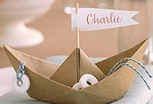 Gift boxes, tags and parties