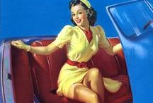 1940 Fashion {For Michelle}