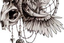 Tattoos / by Reece Maske