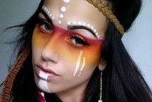 Theater makeup / by Reece Maske