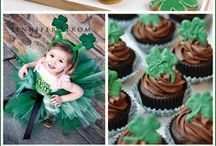 St. Paddy's Day Party / by Morgan Murphy