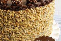 Cake, Cake, and more Cake / Cake