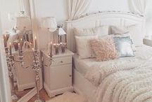 Bedroom / Home decor ideas and tips for the bedroom