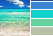 On the Beach / Beach palette