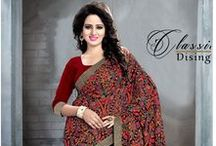 Rachit Fashion / Best online shopping store to buy affordable yet most stylish Indian sarees and lehenga.
