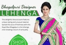 Designer Lehenga / Do you love to wear stylish lehenga? If yes, then start following this board to get latest designer and trendy lehenga help you to walk in style on all occasions.