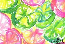 lilly p's / by Glenda Hopkins