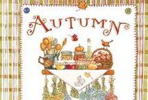 Autumn / by Gina Clover