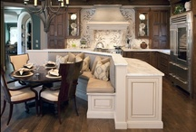 Home Stylin': Kitchen and Dining / Making food preparation look good...
