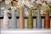 DIY: Containers / Vases, boxes, other smallish containers
