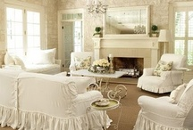 Let's Decorate Inside the House! / Interior Decorating / by Gina Clover