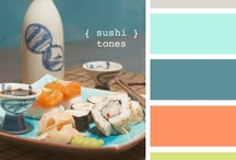 Colors I love! / Color of the year and colors I love.