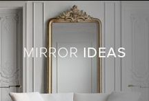 Mirror Decor Ideas / Are you looking for the perfect mirror?  / by Boca do Lobo