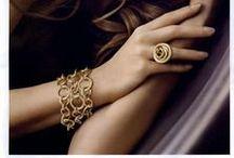 Jewelry / by Patricia Ubillus