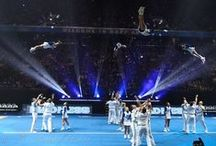 Cheerleading / I trade sweat for strength, I trade doubt for belief, I trade cheerleading for nothing / by Kayleigh Christine