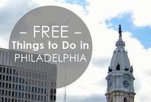Exploring Philadelphia / by Penn Recreation