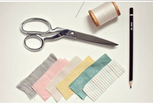 DIY: Needle and Thread / Crafts involving fabric
