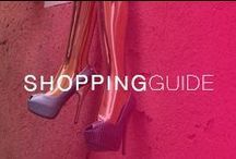 Shopping Guide / Pins about Luxury and things you can buy with $$$. At the end you all know LOVE can't be bought! / by Boca do Lobo