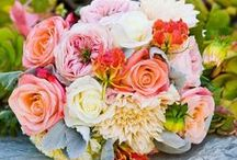 Wedding Bouquets and flowers / Gorgeous wedding flowers and more