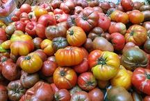 Heirloom Tomatoes In My Garden / by Linda Arnett