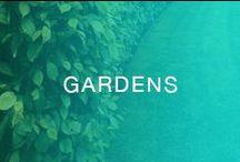 Outdoor Decor Ideas / Outdoor decor ideas to create a magical garden / by Boca do Lobo