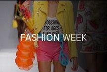 Fashion Week / the best of fashion week around the globe / by Boca do Lobo
