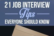 Interview Tips / Interviews can be nerve-racking but with the proper preparation you can wow the recruiter with ease! Visit this board and gain a better understanding on how to ace your next interview!