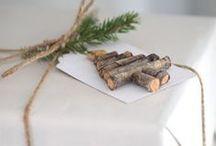 Gift wrapping / Упаковка подарка