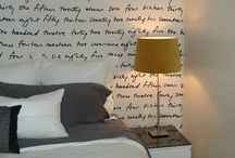 Honey We're Home / ideas for our first home together! / by Diana Evans