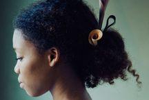 cheveux au beauté naturelle / natural hair! / by Diana Evans
