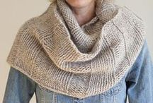Knit This: Neck and Shoulders / by Pat Sylvester