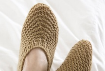 Knit This: Footwear / by Center of Balance