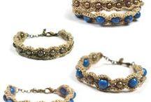 CRAFT:Jewelry Beads,Crochet / Beads, hemp,fabric to wear