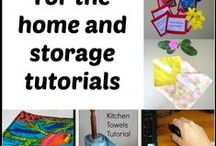 ORGANIZE: Bath,B/R,,Crafts / craft rooms, supplys,rooms in home