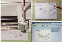 SCRAPING:cricuit-videos-supply's / sihlouette,cricuit machines, Video,paper goods?