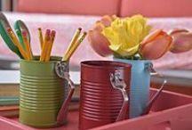 CRAFTS:Chalk-Washi-Re-cycle / tutorials , supplys for craft & fabric ideas