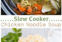 Slow Cooker Recipes / Recipes for slow cooker veggie,meats desserts