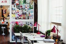 Home office / Working at home