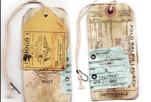 :TAG: [You're it!]  / Creative handmade tags.  / by Gina