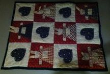 Quilts-lap throw,crib,full size / quilts, throws,bed size,misc items