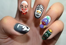 Cool Nail Designs / by Kelsey Guthrie