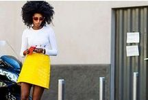 Fashion Inspiration / Check out our favorite fashion and shopping finds.