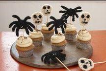 Halloween-Crochet-Deco-Food / TREATS,DECO, FOODS