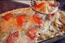 Casserole-sides-Salads-Bev / Hot Dish's, Meats & Beverage