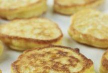 Breakfast Foods / Grab&Run / pancakes,eggsandwich,potatoes,mufins
