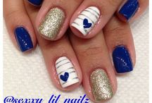 Everything Nails!! / by Amy Wajda