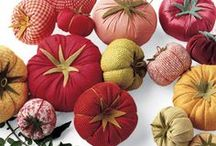 For the Home | Decor / A collection of color, design, and decor inspiration every produce-enthusiast will love.